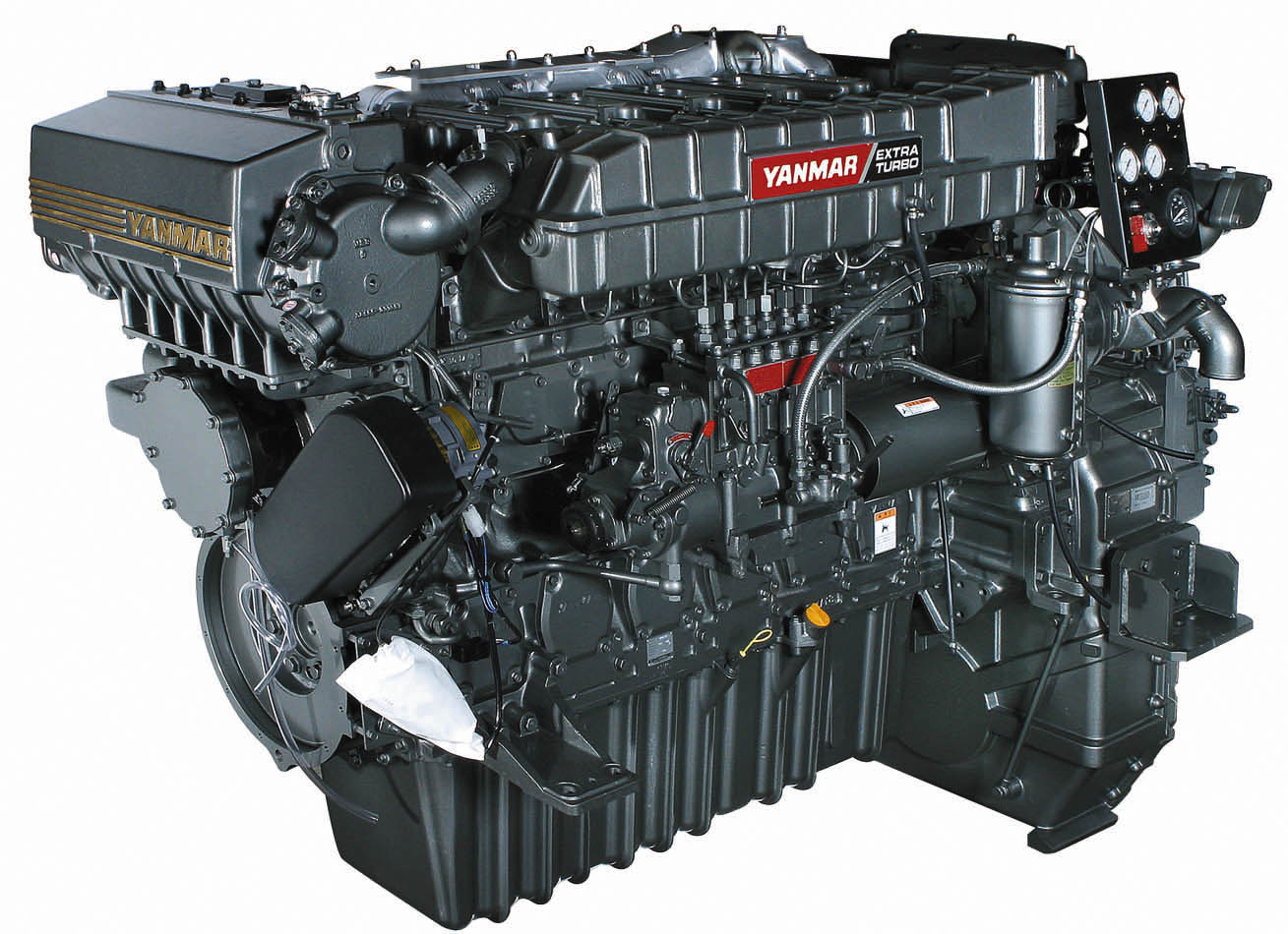 Yanmar Commercial Marine Valley Power Systems