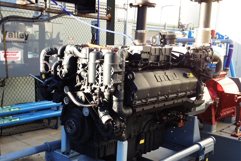 New Dyno Capabilities - Valley Power Systems