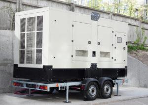 Standby Industrial Generator in California - Valley Power Systems