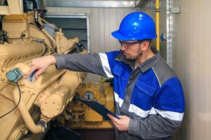 industrial generator maintenance