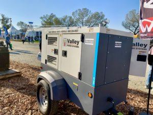 Altas Copco Industrial Generator | Reduce Industrial Emissions with Hybrid Generators