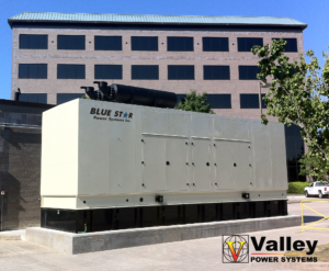upgrade your generator to blue start power systems by valley power systems