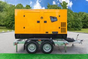 california generator rentals