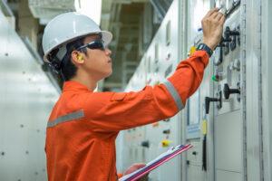 emergency generator inspection