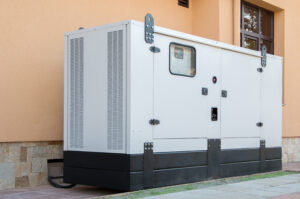 standby generator by valley power systems in california